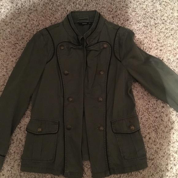 06142f805f5 a.n.a Jackets   Blazers - Ana women s army green jacket
